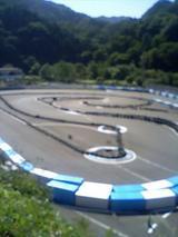中央サーキット藤野 遠景