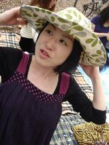 tonkaちゃん仮帽子