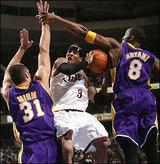 きたぞAI 劇的勝利 vs 宿敵Lakers