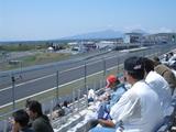 富士スピードのストレート。