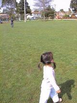 公園のマリサ