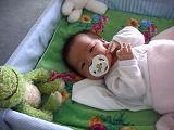 マリサ赤ちゃん