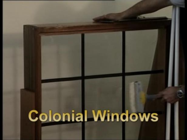 ミニフリッパー 格子 窓ガラス