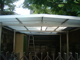 カーポートの屋根2