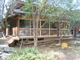 農家の建具工事