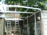 カーポートの屋根1