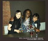 ♪WILL CALHOUN(ds) & STANLEY JORDAN(g) 2008年8月8日(金)
