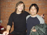 2005.1.5〜6 Motion Blue 横浜MIKE STERN(g) BAND