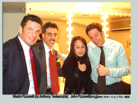 John Pizzarelli Quartet 2008