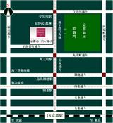 ホテル 京都ガーデンパレスmap