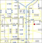 八坂神社アクセスmap