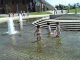 エンゼルランド噴水
