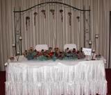 正面テーブル
