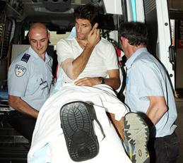 マーク・ウェバー、メルボルンの病院へ移動、11月28日