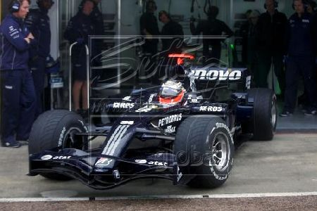 ウィリアムズ・FW30