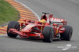 ヴァレンティーノ・ロッシ、フェラーリ・テスト