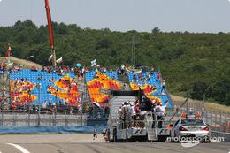 F1ドライバー・パレード