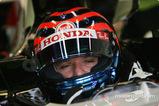 ルーベンス・バリチェロ、モナコGPはトニー・カナーンのヘルメット
