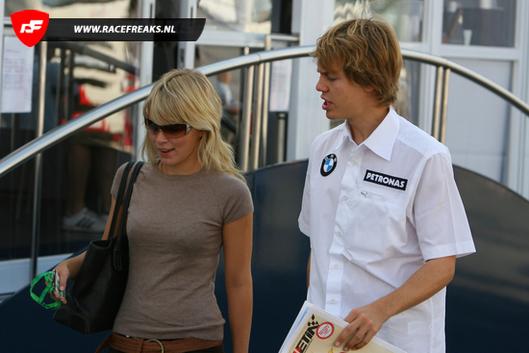 セバスチャン・ヴェッテル、ハンナ、2006年イタリアGP