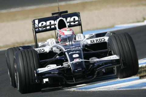 ウィリアムズ(中嶋一貴)、2009年F1エアロ(リア・ウィング、