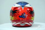 ティモ・グロック、ヘルメット