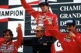 ジャン-マリー・バレストル:1989年ベルギーGP アラン・プロスト アイルトン・セナ ナイジェル・マンセル