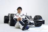 中嶋一貴、ウィリアムズ FW30