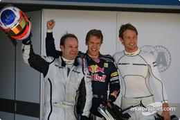 トルコGP予選、ジェンソン・バトン、セバスチャン・ヴェッテル、ルーベンス・バリチェロ