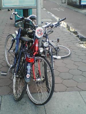ダッチバイク
