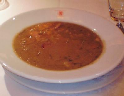 オランダのスープ
