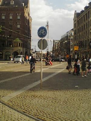 自転車専門路