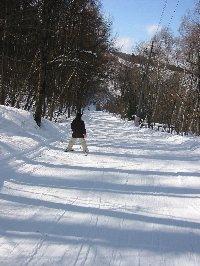 親子スキー2
