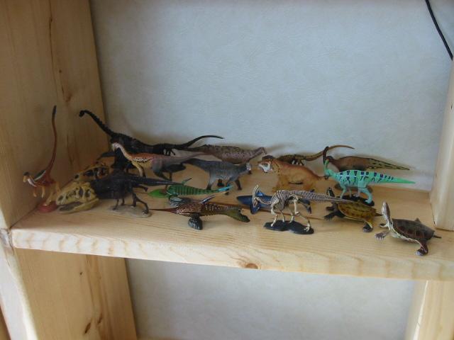 ステゴザウルス 恐竜1