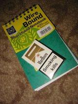 メモパッド&タバコ
