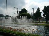 オベリスコ広場