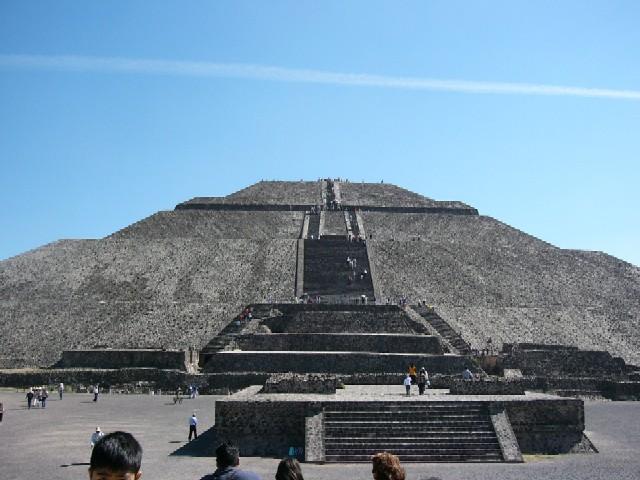 太陽のピラミッド