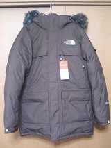 THE NORTH FACR-MCMURDO PARKA