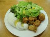 coco壱 サラダ1