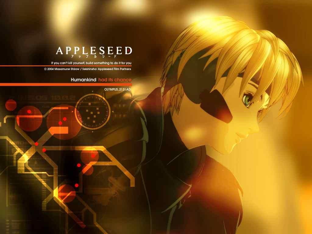 Appleseed Wallpapers