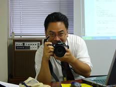 カメラを持って!
