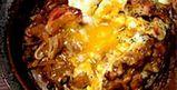 焼きカレー/卵黄とろり
