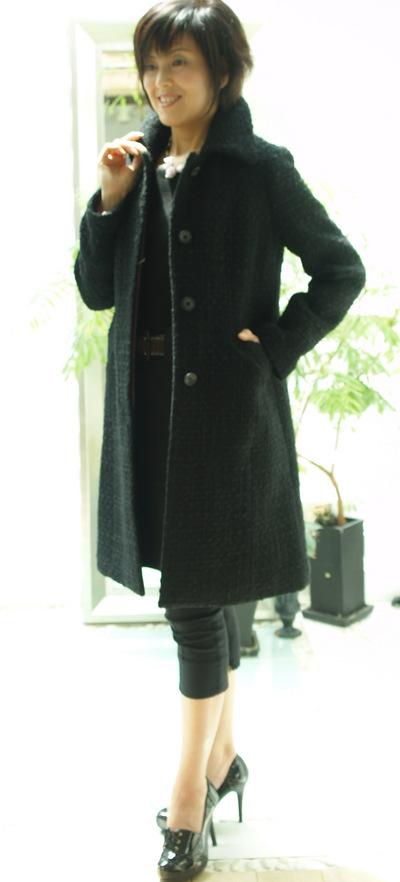 HONKYTONK 黒コート
