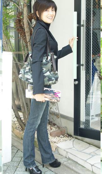 2 スキニーデニム shindoさん