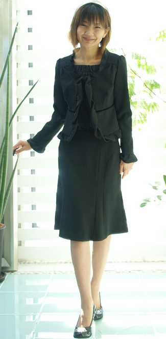 スーツ  はに合わないな〜〜〜higashi弱い!