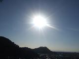 溶射屋 散歩の途中の感動の朝陽.JPG