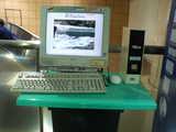 駅構内に設置のコンピュータ.JPG