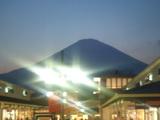 幻想的な富士山.JPG