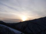 ホワイトバレースキー場 夕陽.jpg