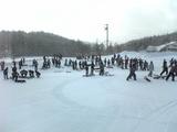 スキー実習1