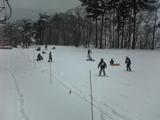 スキー実習2